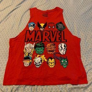 Marvel Muscle Tank